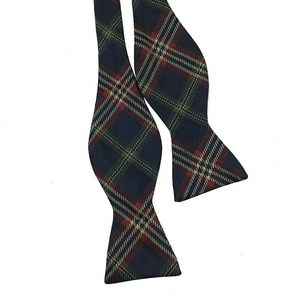 Brooks Brothers Makers & Merchants Silk Bow Tie